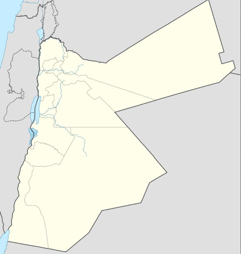 General Aviation Operations Hashemite Kingdom Of Jordan - Where is jordan located